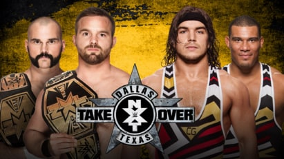 The Revival vs. American Alpha (NXT TakeOver: Dallas '16)