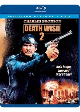 Death Wish 2 (Blu-ray + DVD) (1982) (Import)