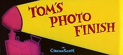 Tom's Photo Finish                                  (1957)