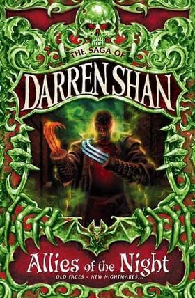 Cirque Du Freak #8: Allies of the Night: Book 8 in the Saga of Darren Shan (Cirque Du Freak: Saga of Darren Shan)