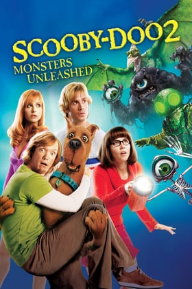 Scooby-Doo 2: Monsters Unleashed (2004)