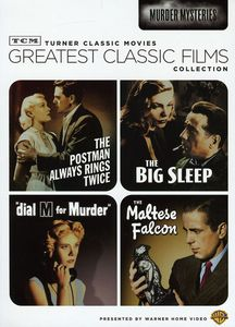 TCM Greatest Classic Films Collection: Murder Mysteries (The Maltese Falcon / The Big Sleep / Dial M
