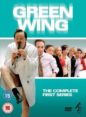 Green Wing - The Complete First Series