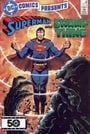 DC COMICS PRESENTS #85. Superman & Swamp Thing