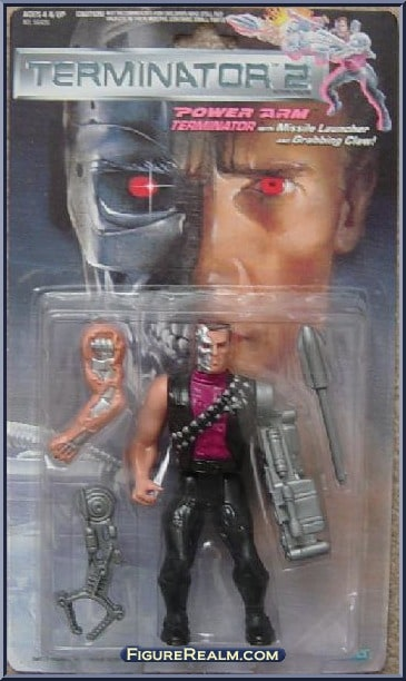 Power Arm Terminator