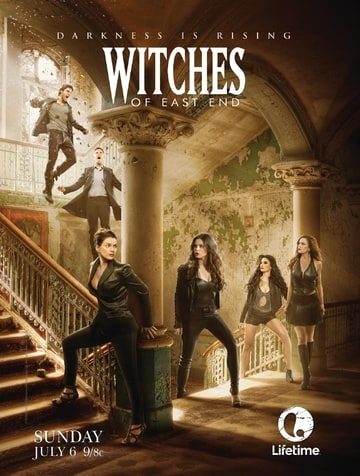 Witches of East End                                  (2013-2014)