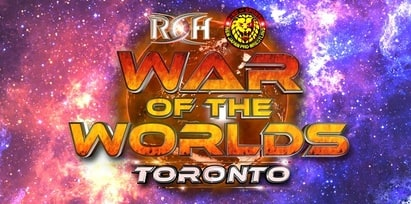 ROH/NJPW War of the Worlds Tour 2017 - Toronto