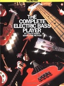 The Complete Electric Bass Guitar Player: The Method Book 1 (Complete Electric Bass Player)