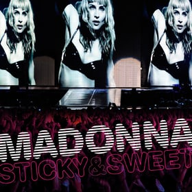 The Sticky & Sweet Tour (CD/DVD)