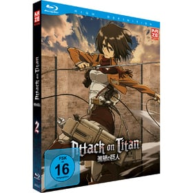 Attack on Titan - Vol. 2