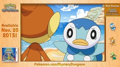 Pokémon Mystery Dungeon: Sky Expedition ~The Final Adventure Surpassing Time and Darkness (2009)