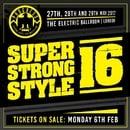 PROGRESS Chapter 49: Super Strong Style 16 2017 - Day 2