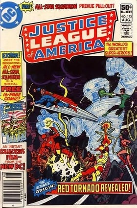 Justice League of America #193