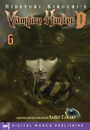 Vampire Hunter D Volume 6: Pilgrimage of the Sacred and the Profane