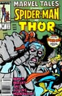 """Marvel Tales #206 : Starring Spider-Man and Thor in """"Whom Gods Destroy"""" (Marvel Comics)"""