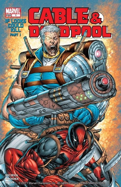 Cable and Deadpool (2004) #1-50 Marvel 2004 - 2008
