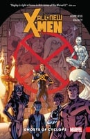 All New X-Men (2015 2nd Series) 	#1-19 	Marvel 	2016 - 2017