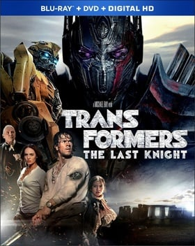 Transformers: The Last Knight (Blu-ray + DVD + Digital HD)