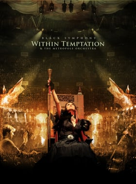 Within Temptation  The Metropole Orchestra: Black Symphony