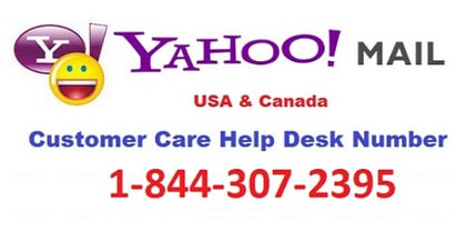 Yahoo Phone Number 1-844-307-2395