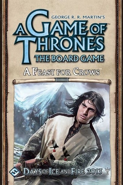 A Game of Thrones: The Board Game: A Feast for Crows Expansion Pack