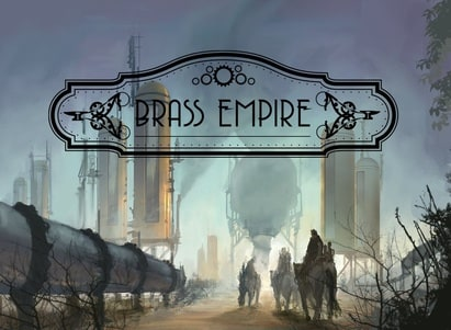 Brass Empire Card Game