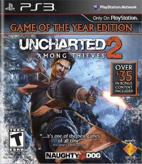 Uncharted 2: Among Thieves (Game of the Year Edition)