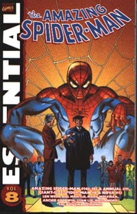 Essential Spider-Man, Vol. 8 (Marvel Essentials)