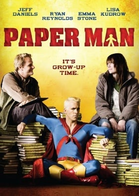 Paper Man  [Region 1] [US Import] [NTSC]