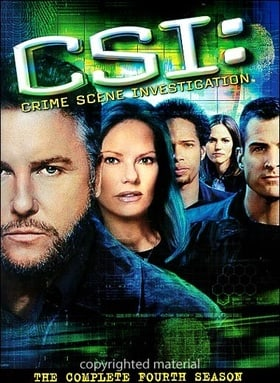 CSI: Crime Scene Investigation - Season 4