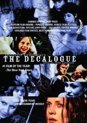 Decalogue: Complete   [Region 1] [US Import] [NTSC]