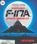 Nighthawk: F-117A Stealth Fighter 2.0