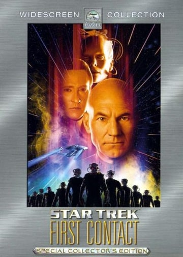 Star Trek:  First Contact:  The Director