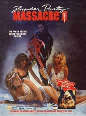 Slumber Party Massacre II                                  (1987)
