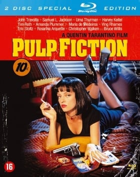 Pulp Fiction (2 Disc Special Edition) [Blu-ray]