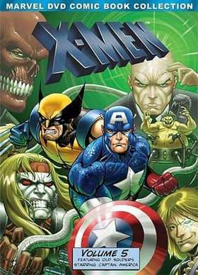 X-Men - Volume Five