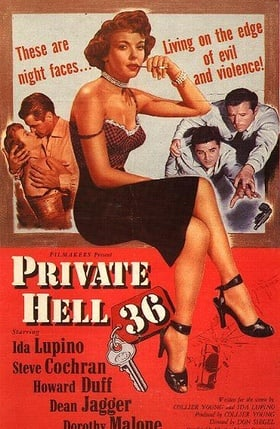 Private Hell 36                                  (1954)