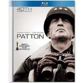 Patton (40th Anniversary Limited Edition) [Blu-ray Book Packaging]