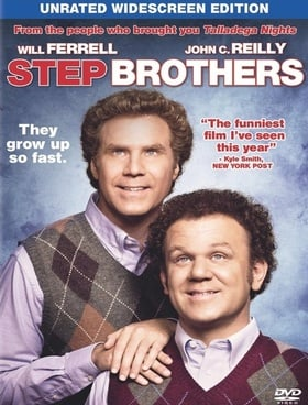 Step Brothers (Single-Disc Unrated Edition)