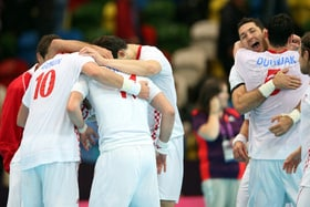 Croatian Handball Team