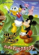 World of Illusion Starring Mickey Mouse & Donald Duck