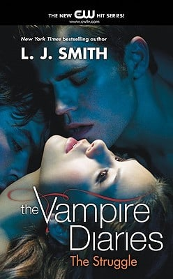 The Struggle (The Vampire Diaries, Book 2)