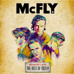 Memory lane: the best of mcfly (deluxe edition)