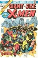 Giant-Size X-Men, v1 #1. 1975 [Comic Book]