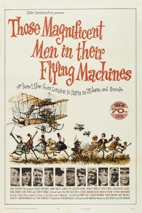 Those Magnificent Men in Their Flying Machines (1965)