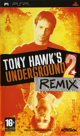 Tony Hawk's Underground 2: Remix