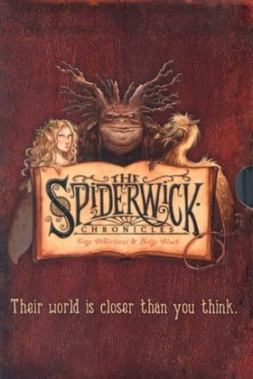 The Spiderwick Chronicles (Boxed Set): The Field Guide; The Seeing Stone; Lucinda's Secret; The Ironwood Tree; The Wrath of Mulgrath (Spiderwick Chronicles, The)