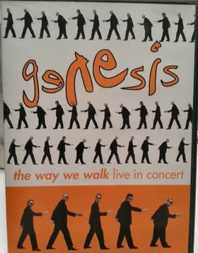 Genesis: The Way We Walk - Live in Concert