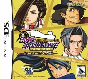 Ace Attorney Investigations: Miles Edgeworth: Prosecutor's Path
