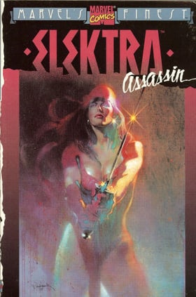 Elektra: Assassin (Marvel's Finest)